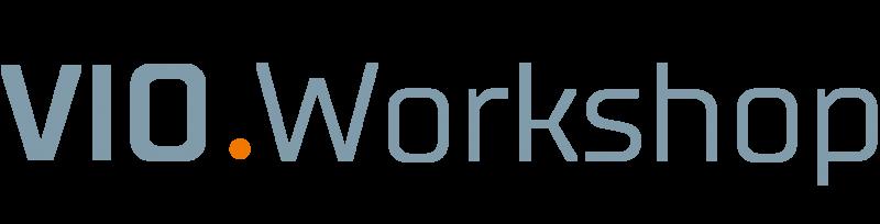 Infos und Anmeldung zum VIO.Workshop
